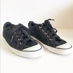 Coach Sneakers All Black Signature